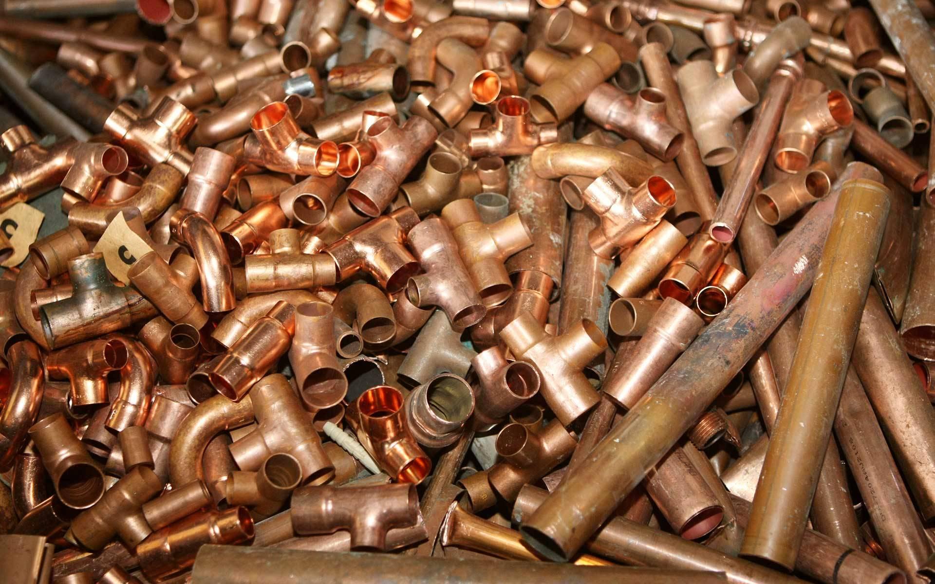 Copper Scrap Buyer